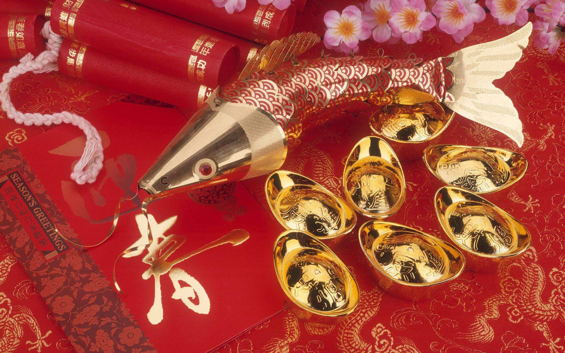 Kids n funcom Wallpaper Chinese new year widewcreen 1920x1200