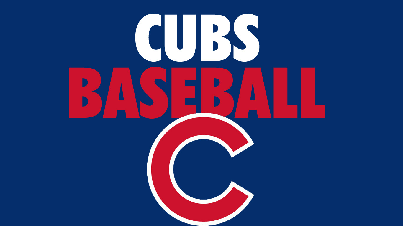 New Chicago Cubs background Chicago Cubs wallpapers 1366x768