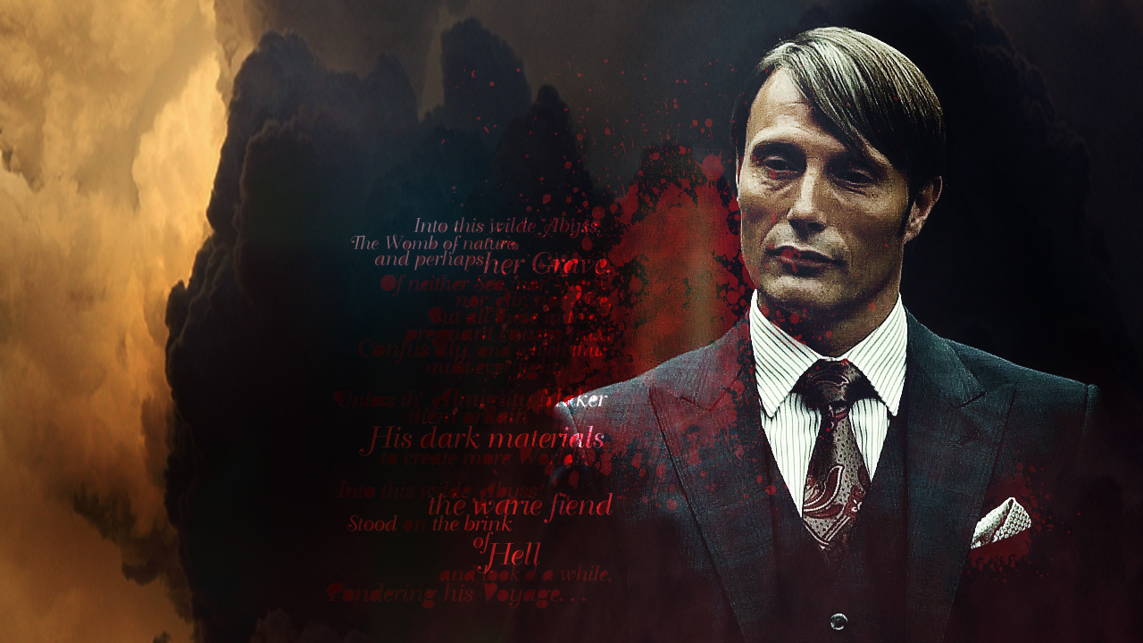 Hannibal Lecter   Hannibal TV Series Wallpaper 34339540 1280x720