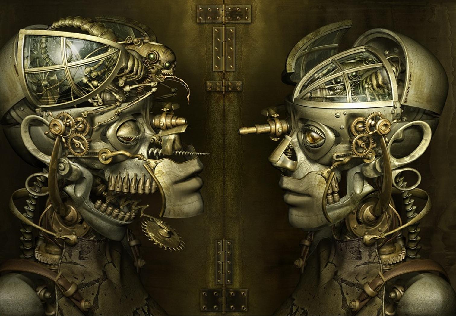 Mechanical Gears Wallpaper - WallpaperSafari