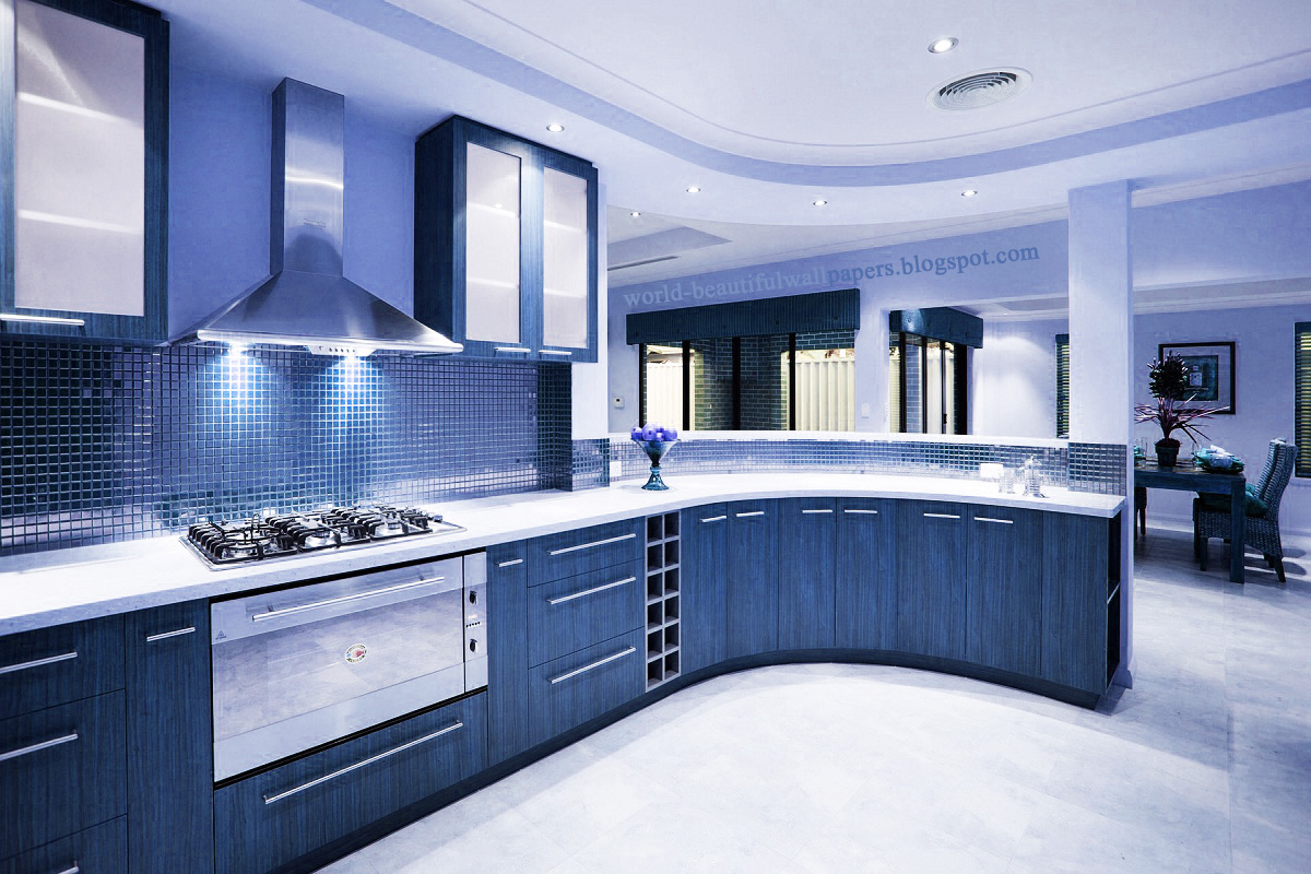 Free Download All New Wallpaper Kitchen Interior Wallpaper
