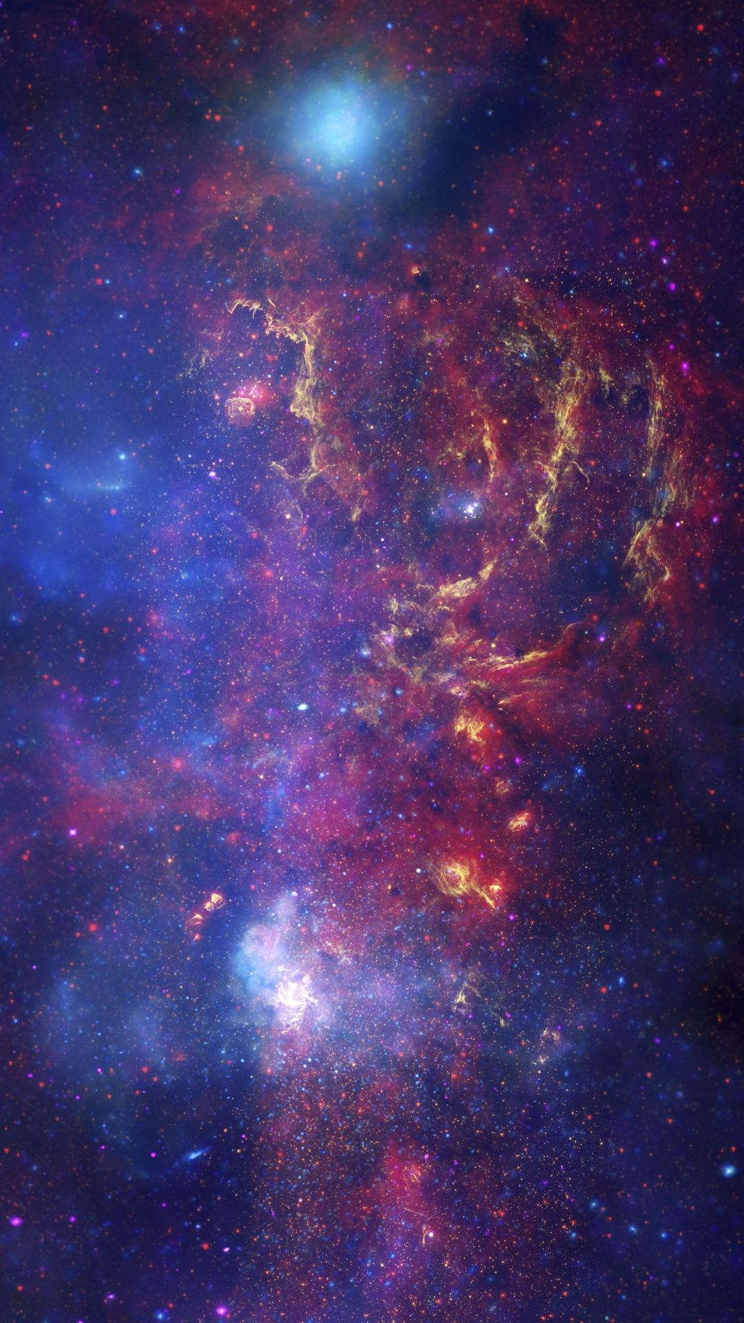 Iphone 6 plus space wallpaper wallpapersafari - Spacecraft wallpaper ...
