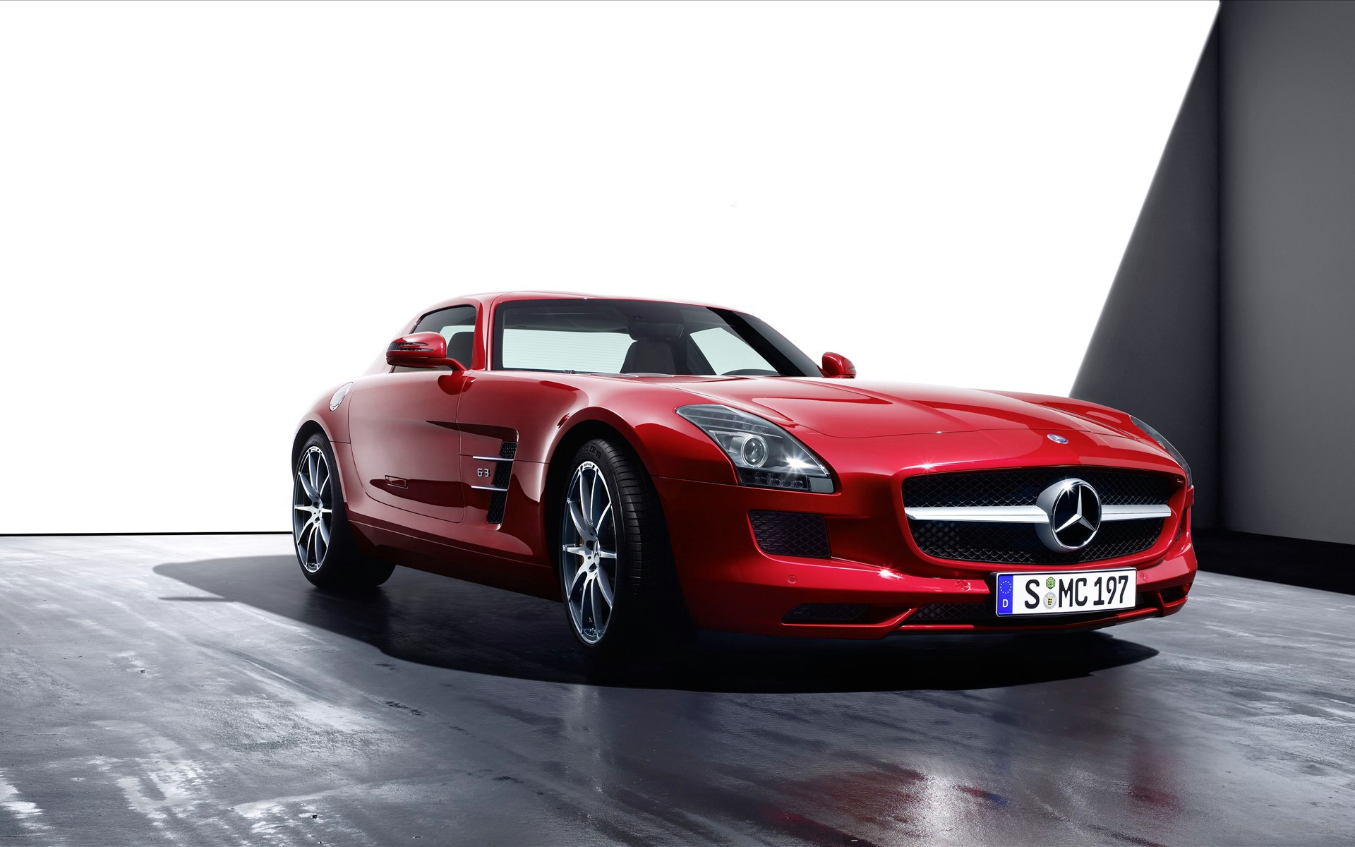 2011 Mercedes Benz SLS 3 Wallpapers HD Wallpapers 1920x1200