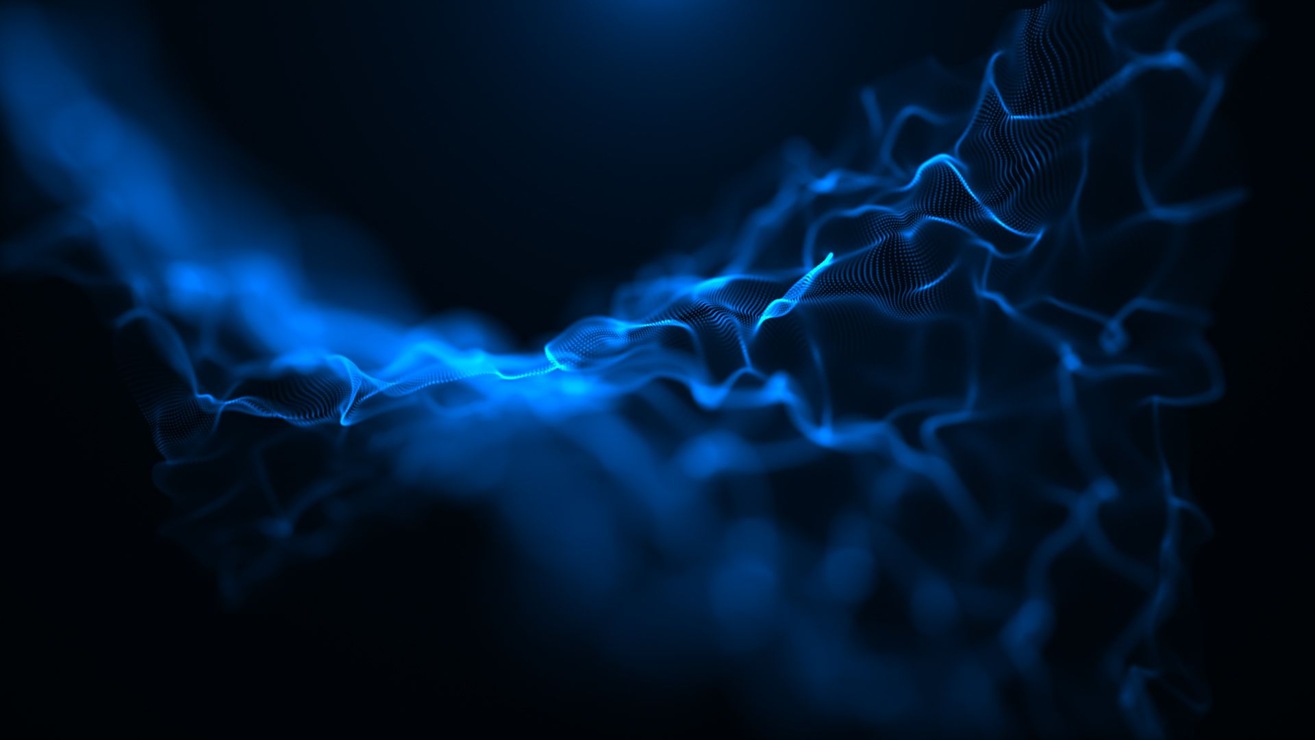 Abstract Blue Form desktop wallpaper nr 62180 by emil1213 1920x1080