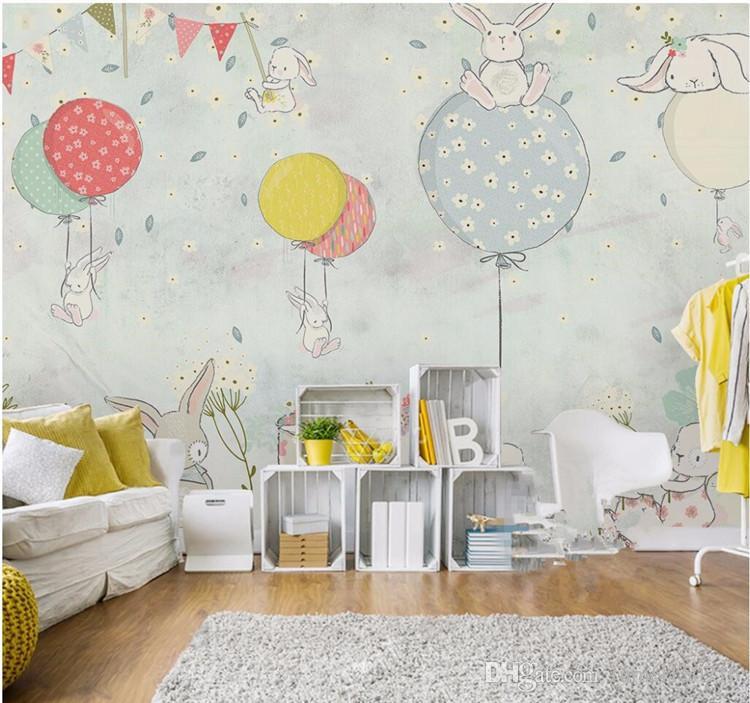 Custom Wallpaper 3d Nordic Simple Fashion Simple And Elegant 750x703