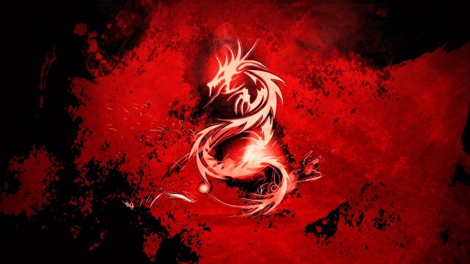 red dragon wallpapers wallpapersafari