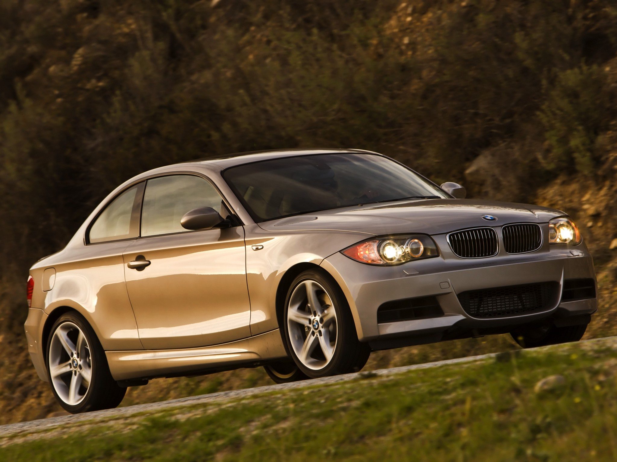 BMW 135i Coupe US spec E82 Wallpapers Car wallpapers HD 2048x1536