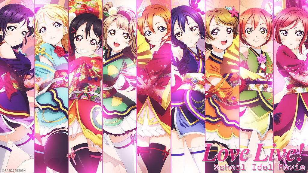 Free Download Wallpaper Love Live The School Idol Movie By Kikiaryos On 1024x576 For Your Desktop Mobile Tablet Explore 50 Love Live Wallpaper Live Laugh Love Wallpaper Border Free