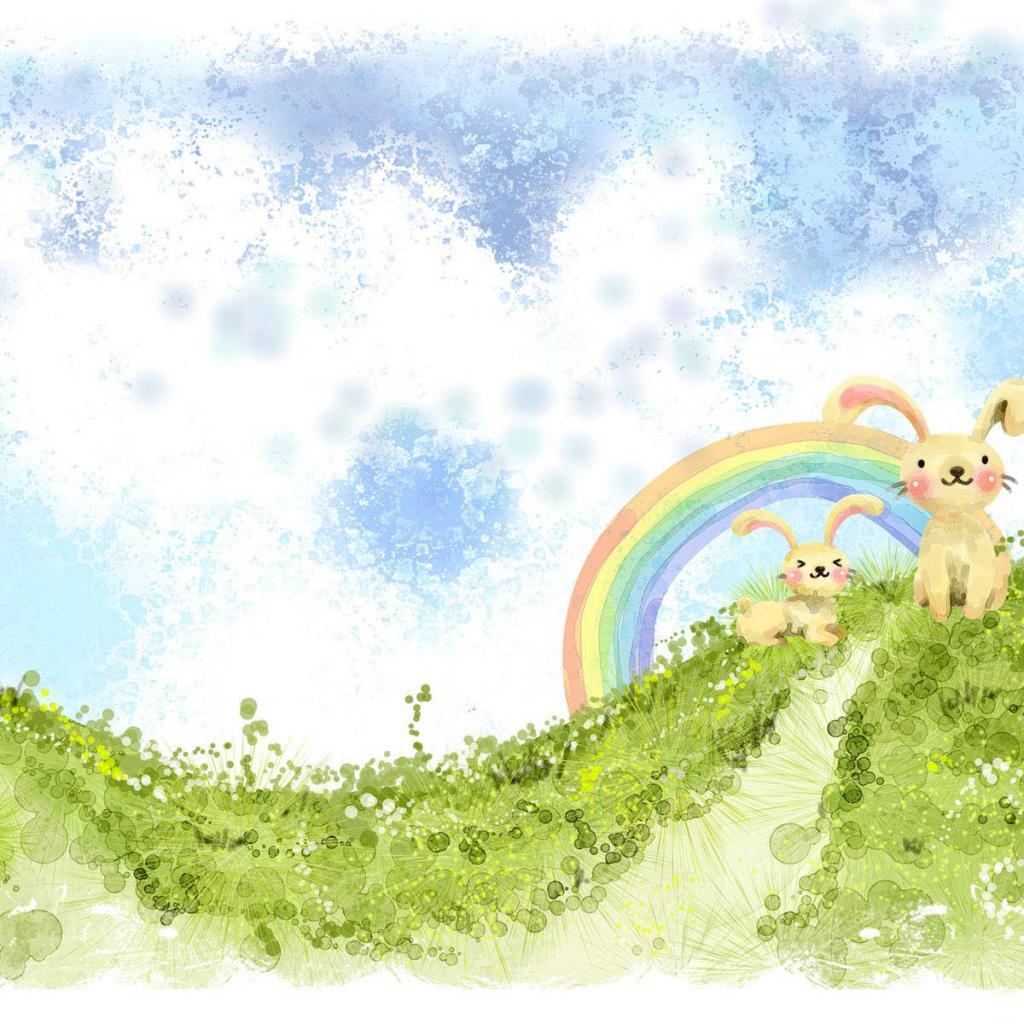 iPad Wallpapers Download Easter iPad Wallpapers Part II 1024x1024