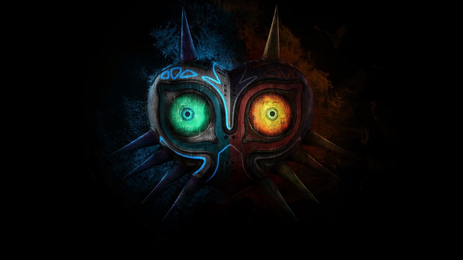 The Legend Of Zelda Majoras Mask Computer Wallpapers Desktop 1920x1080