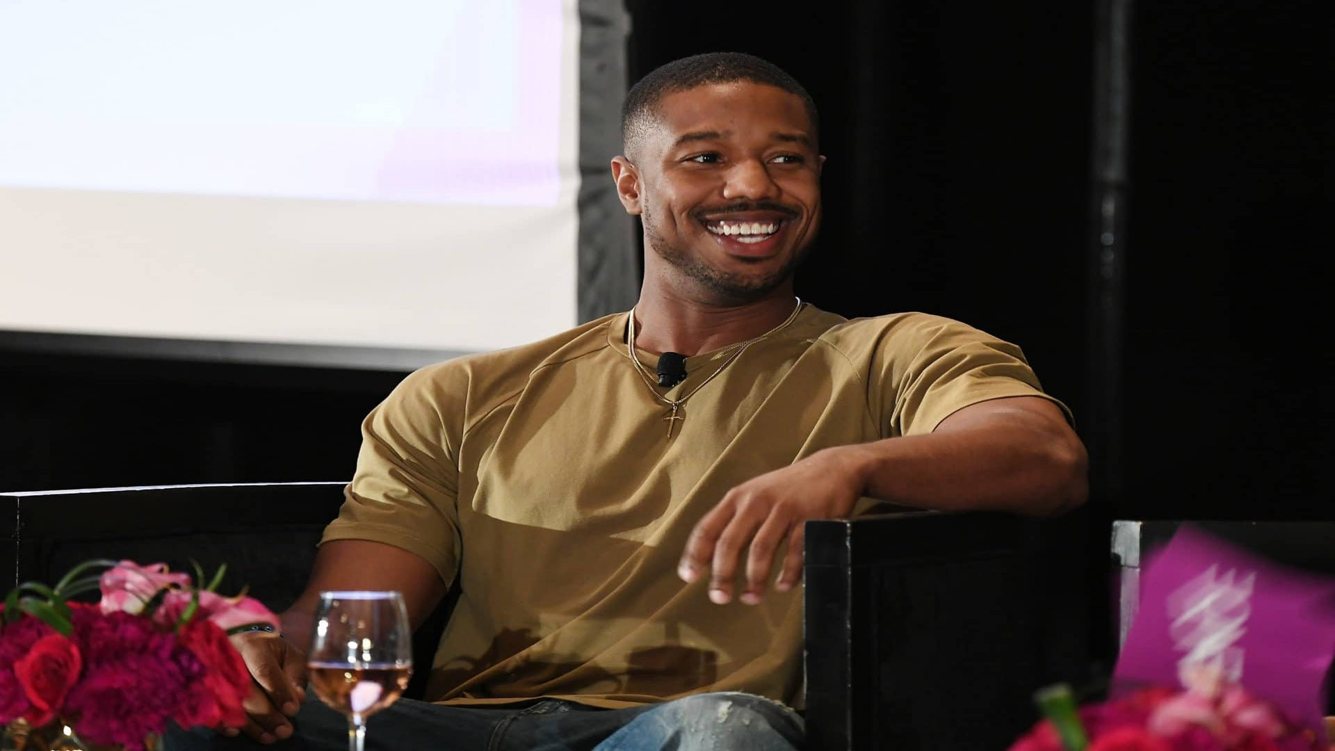 Why Michael B Jordan Is Nervous To Take On Role In Film About 1920x1080