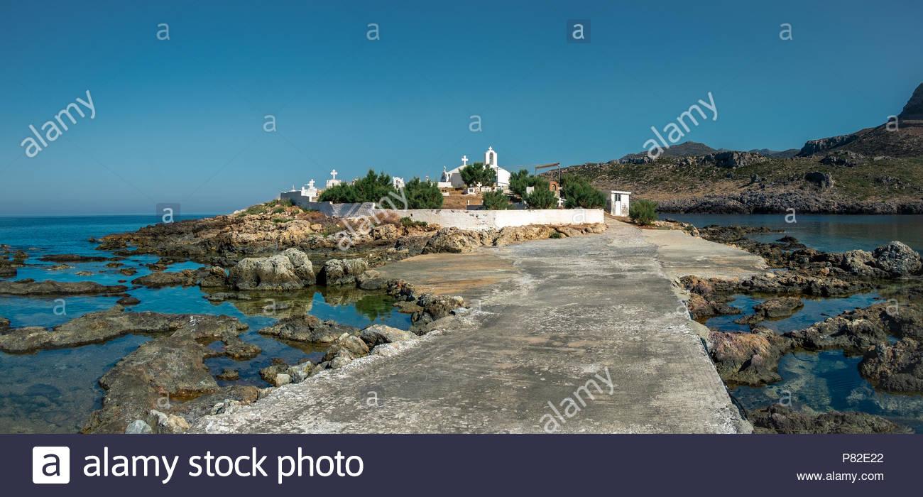 The Ortodox small church of Agios Fokas near Monemvasia Laconia 1300x700