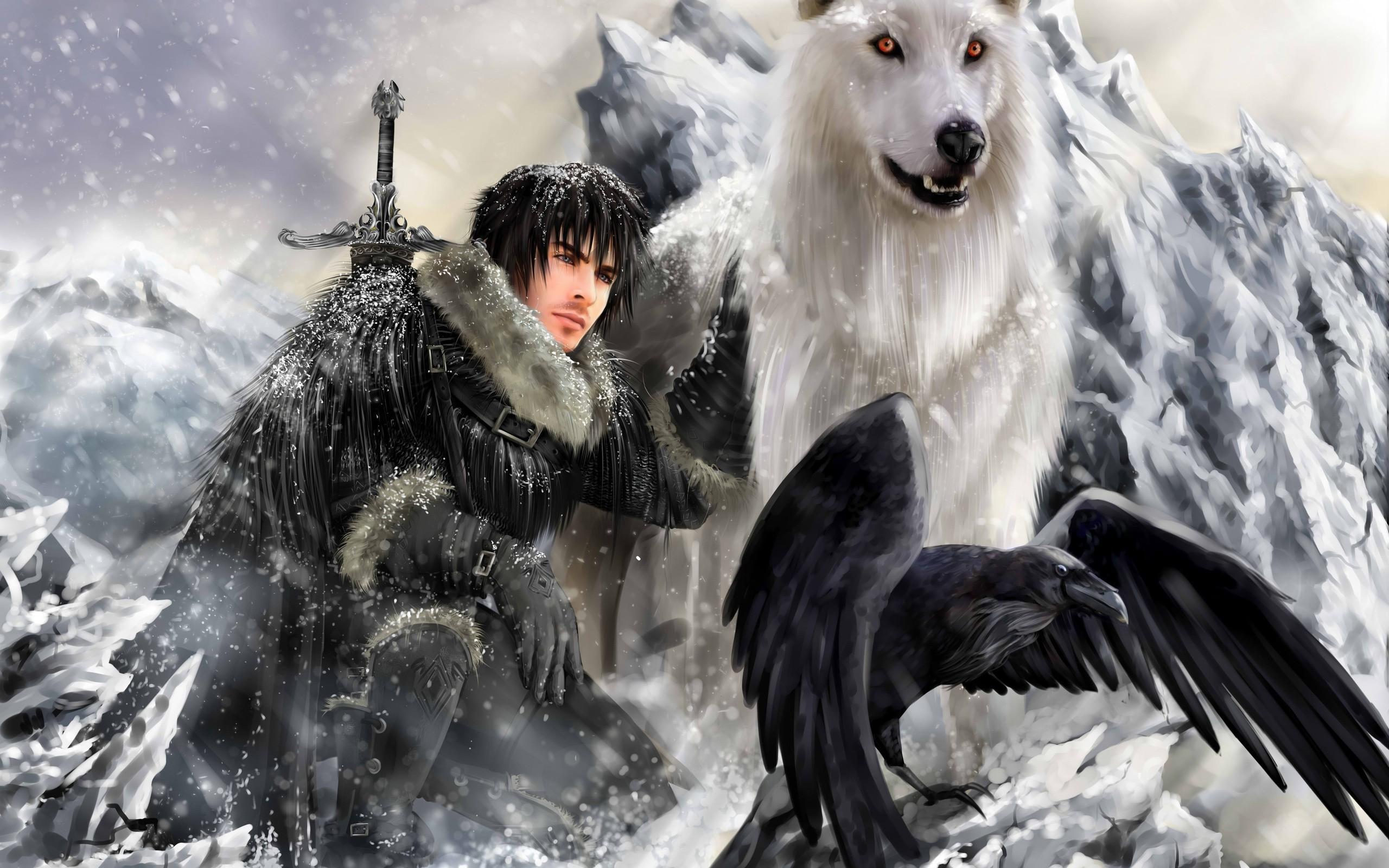 49+ Game of Thrones Wallpaper 2560x1440 on WallpaperSafari