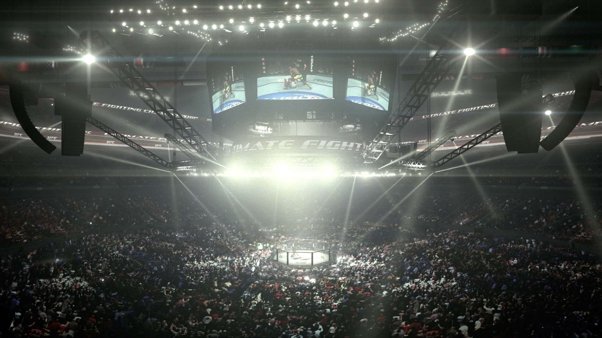 UFC Wallpaper HD 1920x1080