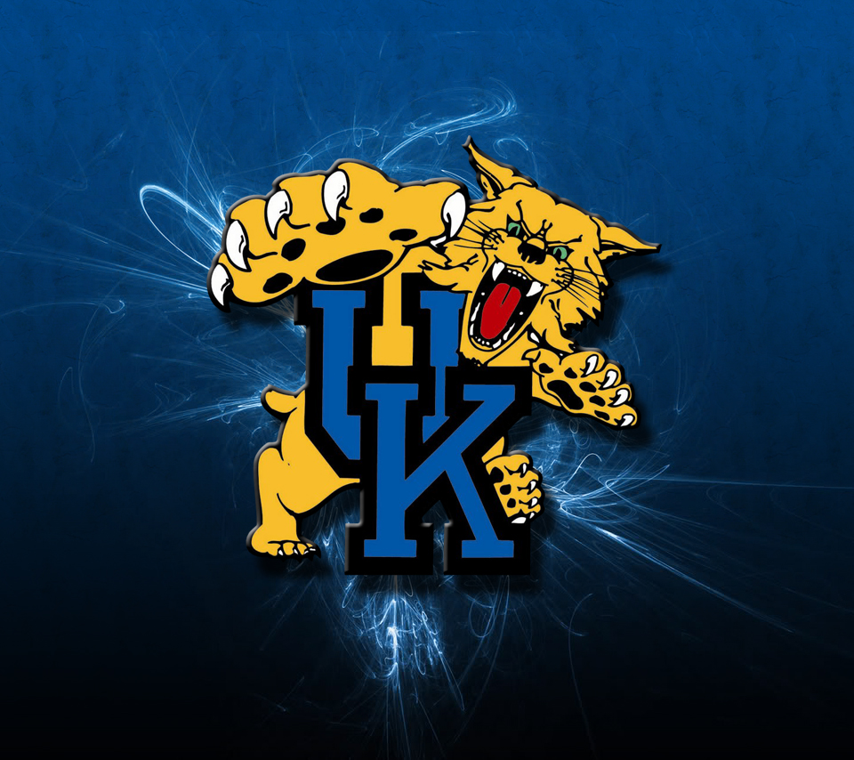 kentucky screensavers and wallpaper wallpapersafari kentucky wildcats logo pictures Kentucky Wildcat Logo Clip Art