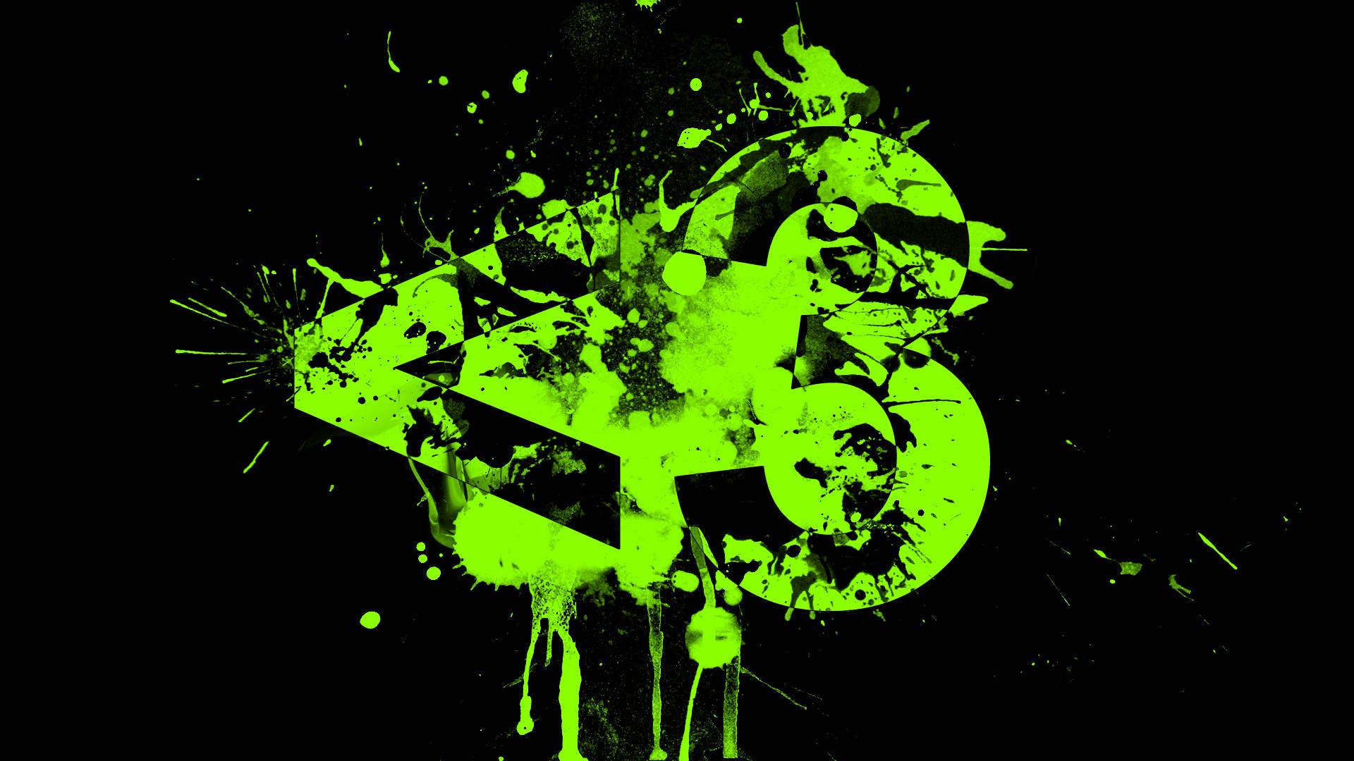 Green Black 19201080 Wallpaper 899994 1920x1080