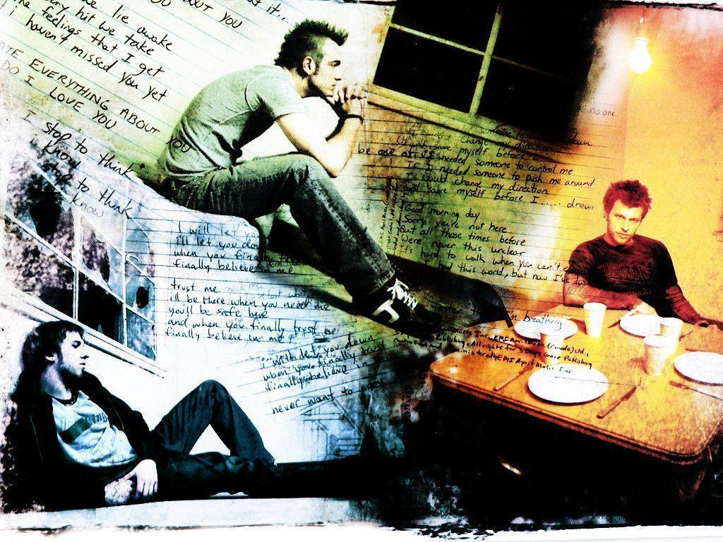 Three Days Grace Wallpapers 1024x768