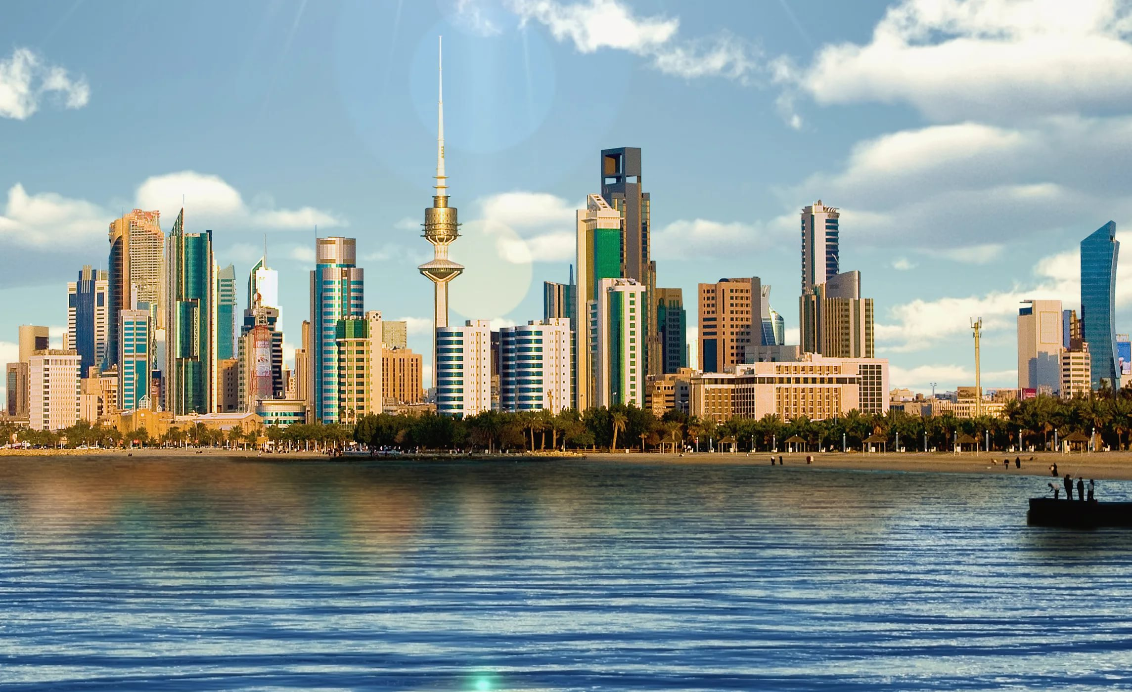 Kuwait City Wallpapers 37 images   DodoWallpaper 2289x1400