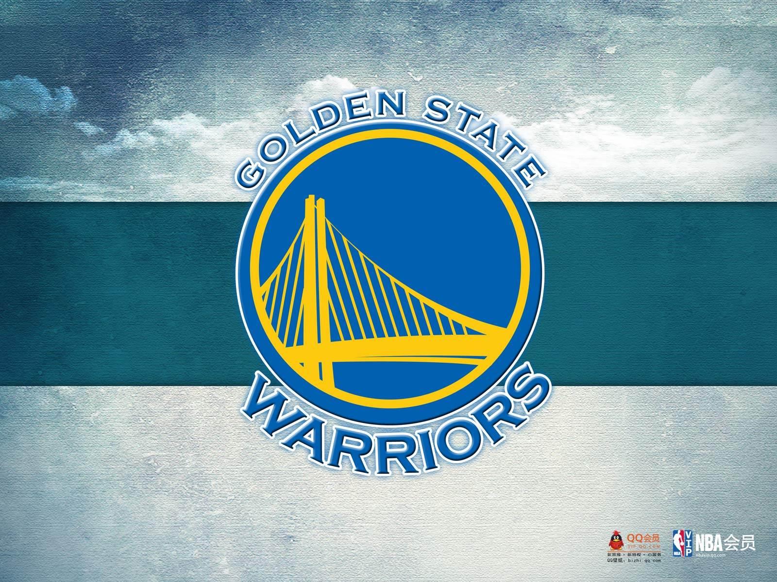 Wallpapers Backgrounds   Golden State Warriors Logo Desktop Wallpaper 1600x1200