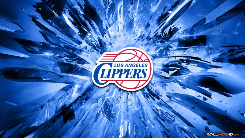 Name Los Angeles Clippers 2015 Logo 4K Wallpaper 800x450