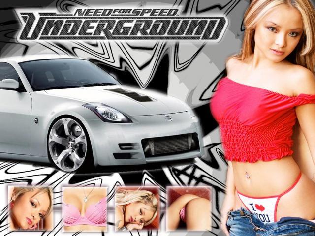 Need for Speed Underground para PC Need for Speed Underground Fondos 640x480