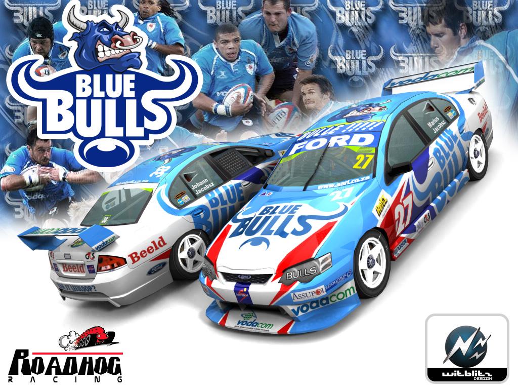 Blue Bulls Wallpaper Blue bulls by witblitz 1024x768