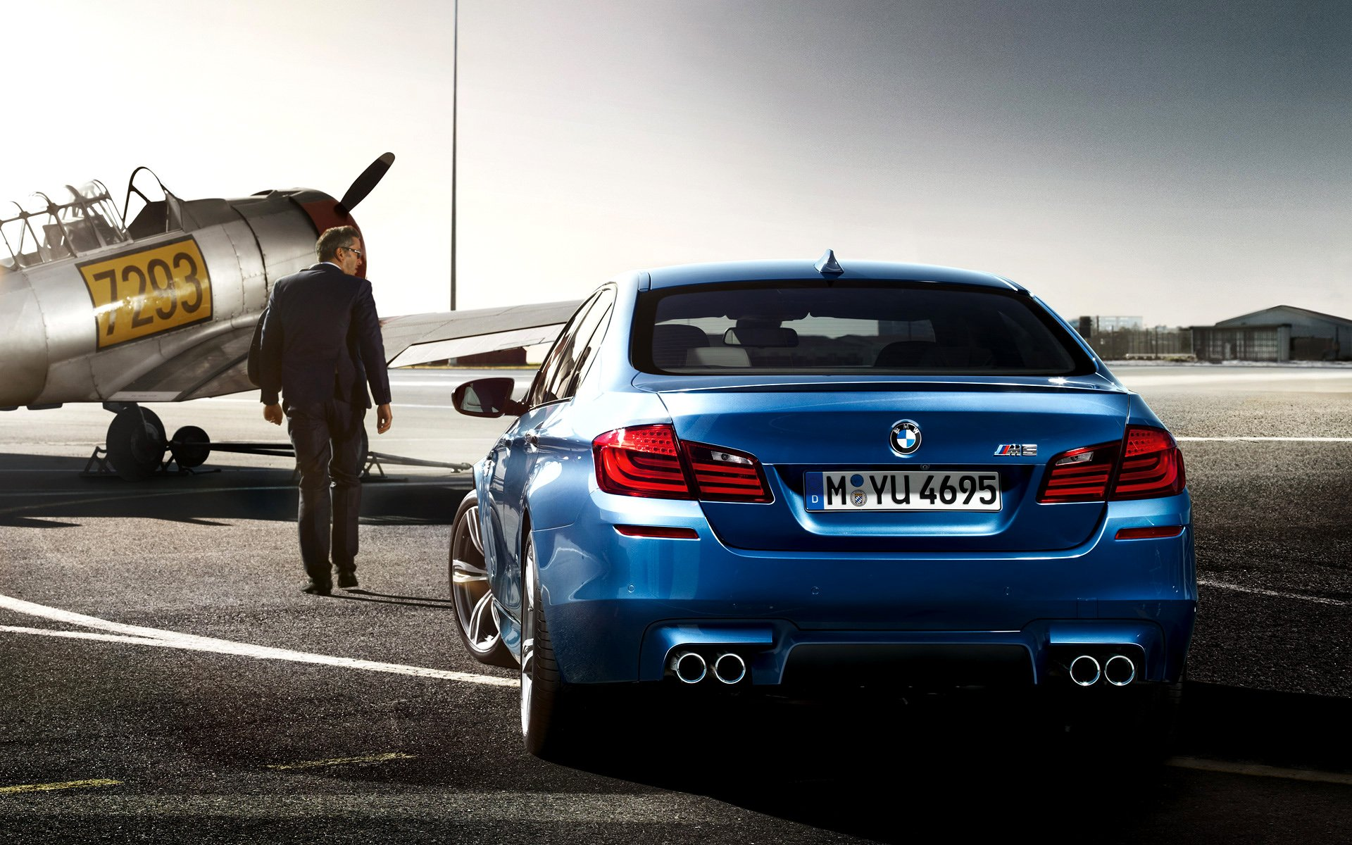 BMW M5 Wallpapers Cool Cars Wallpaper 1920x1200
