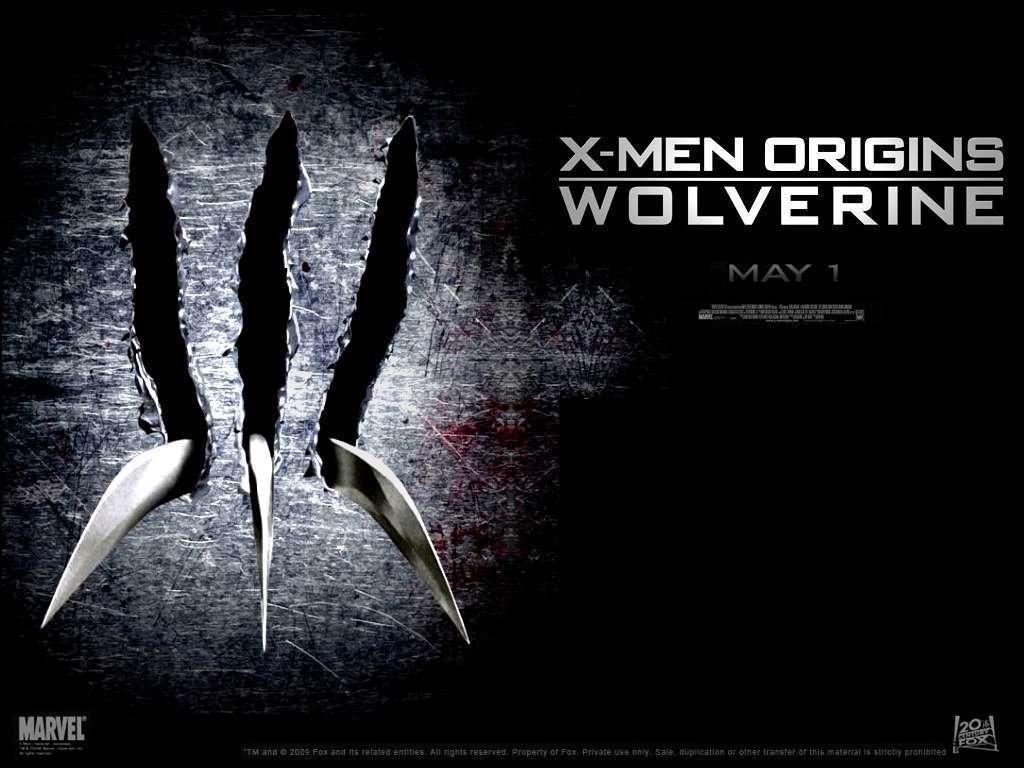 X Men Origins Wolverine Game Wallpaper 1024x768