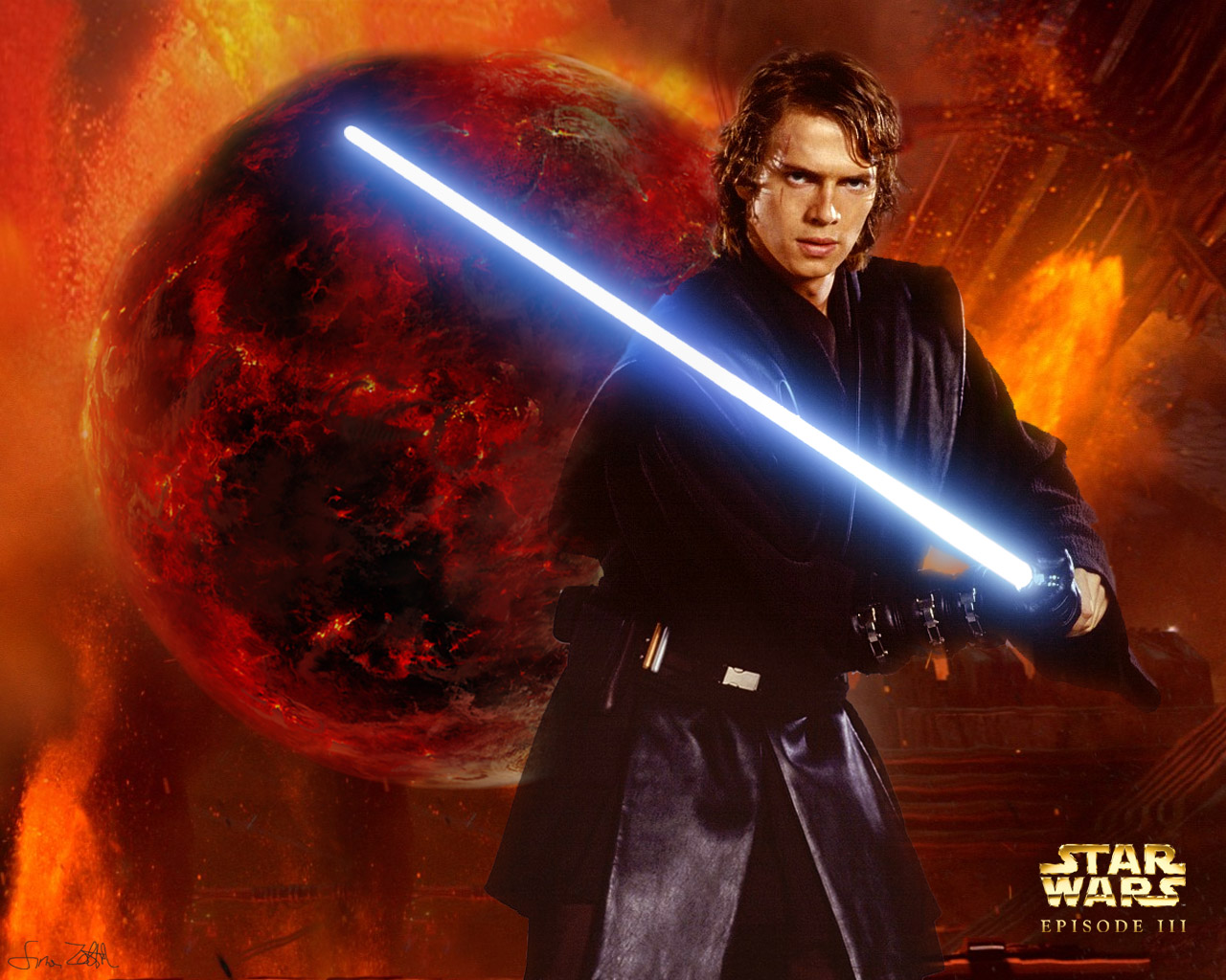 More Star Wars Saga Wallpapers   Star Wars Wallpaper 25692047 1280x1024