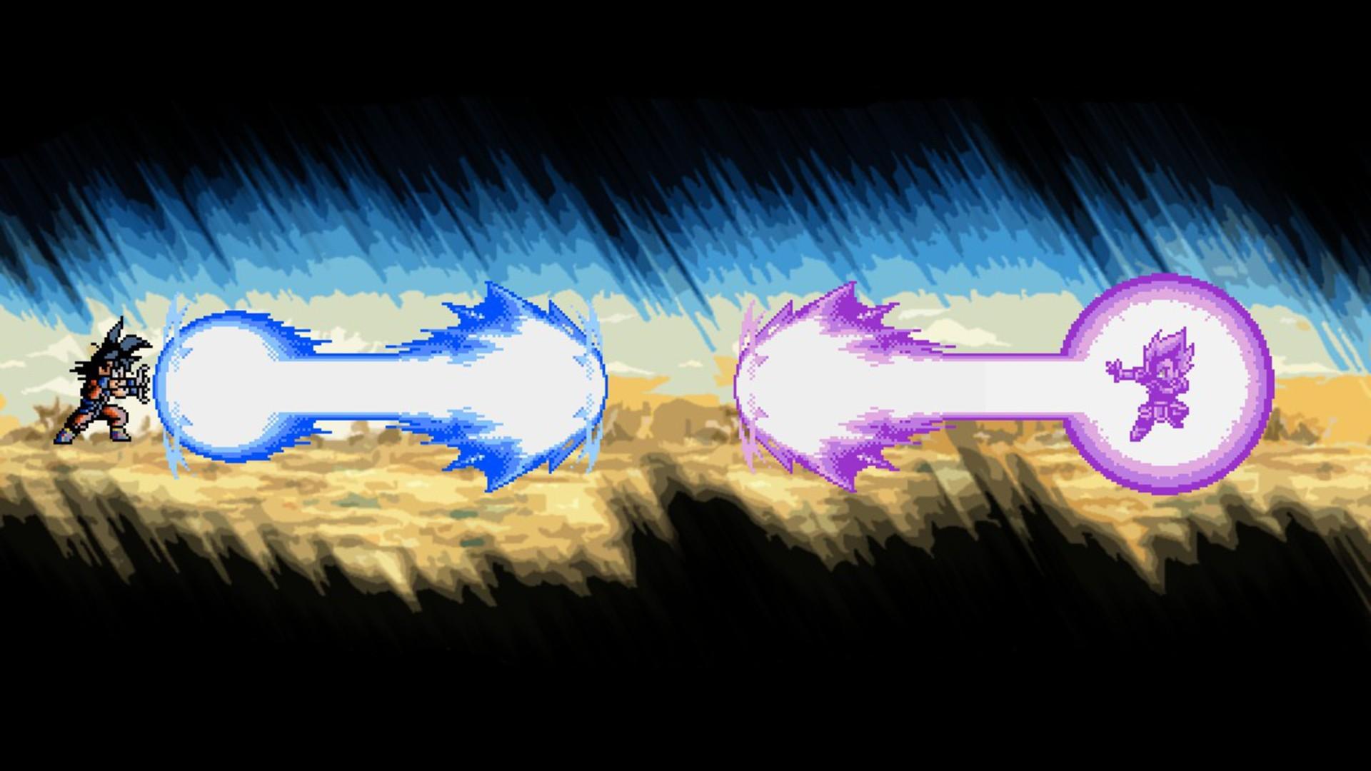 Vegeta Son Goku Dragon Ball Z goku vs vegeta Kakarotto wallpaper 1920x1080