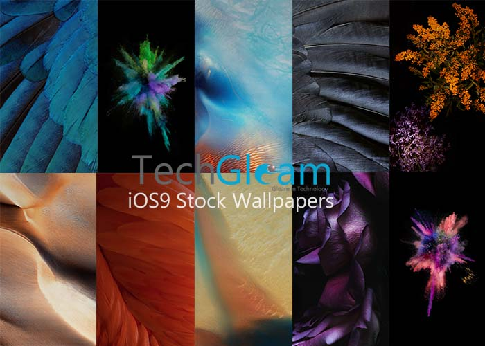 iOS 9 Stock Wallpapers Full HD Download Updated 700x500