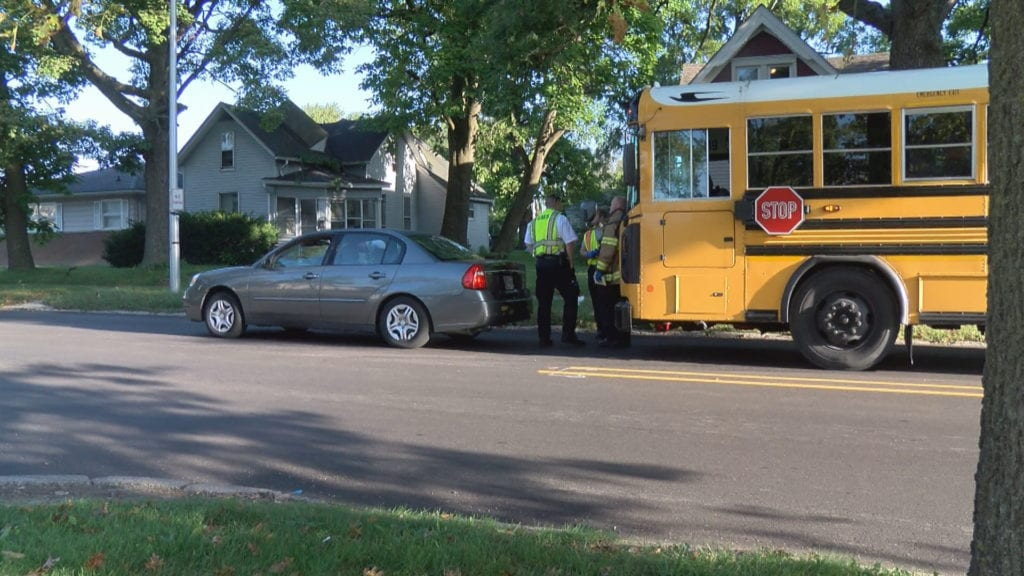 Fort Wayne Community Schools buses involved in minor morning 1024x576