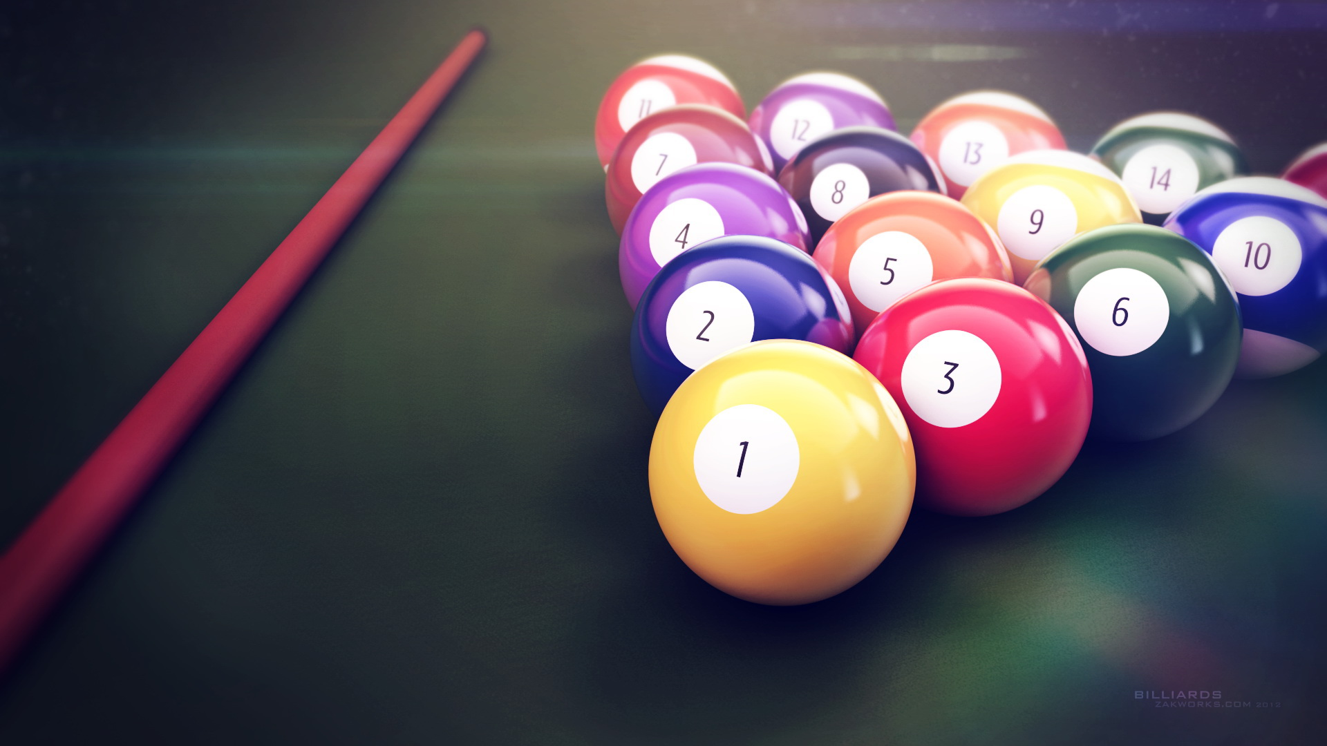 Billiards images Billiards HD wallpaper and background photos 1920x1080