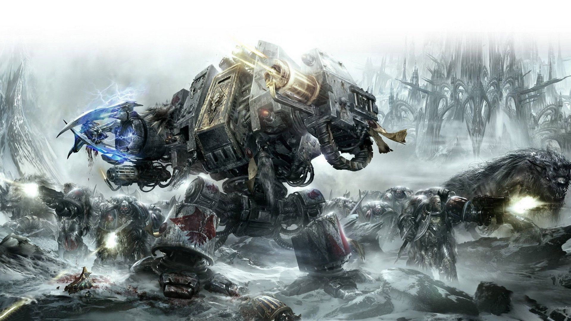 warhammer 40k hd wallpapers - wallpapersafari