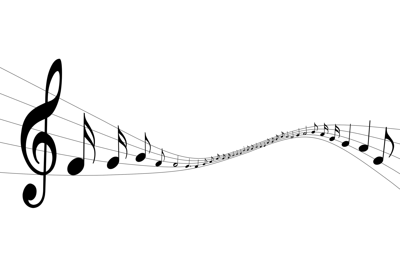 Music Notes 4k Hd Desktop Wallpaper For Wide Ultra: Music Notes Desktop Wallpaper