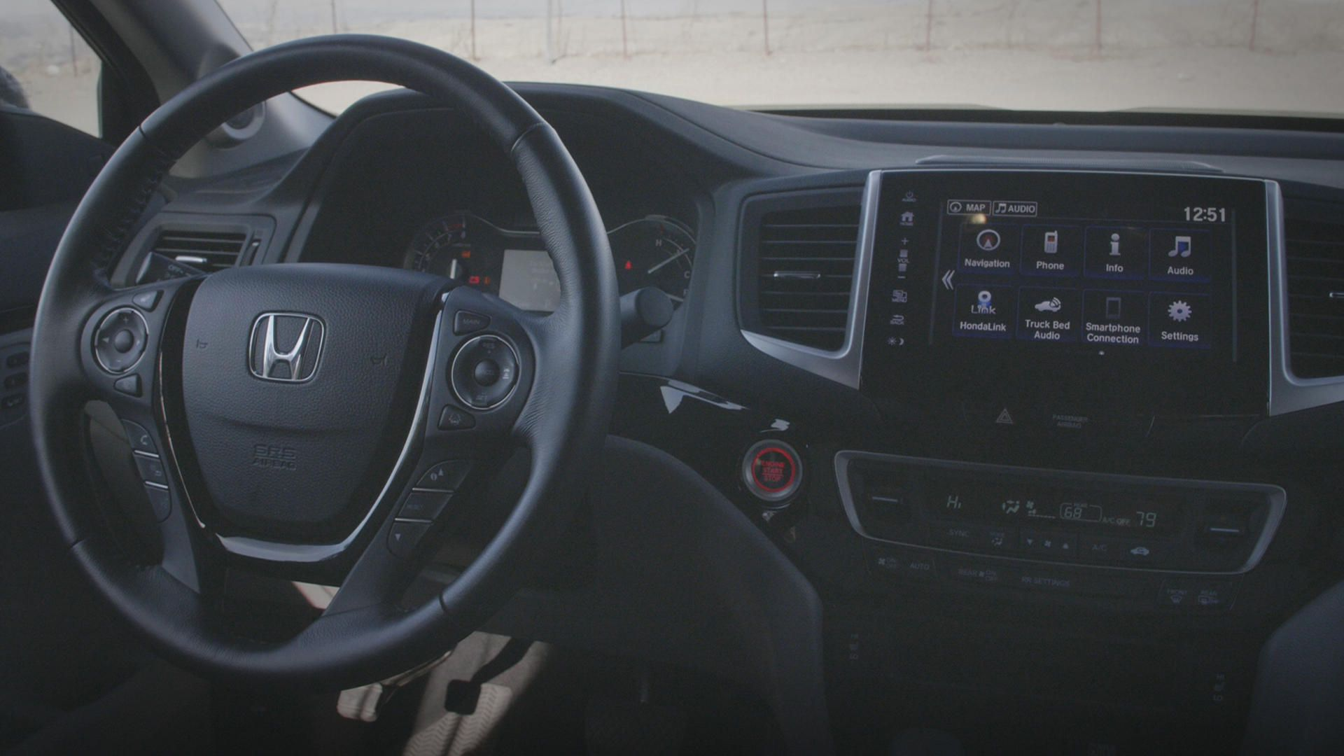 Deep dive Take a look at all the tech in the Honda Ridgeline 1920x1080