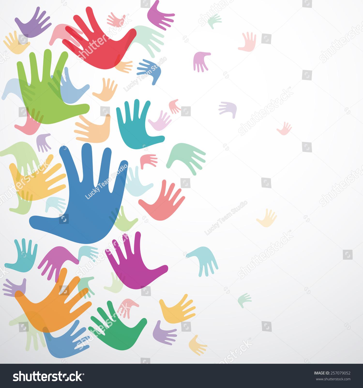 Vector Friendship Background   257079052 Shutterstock 1500x1600