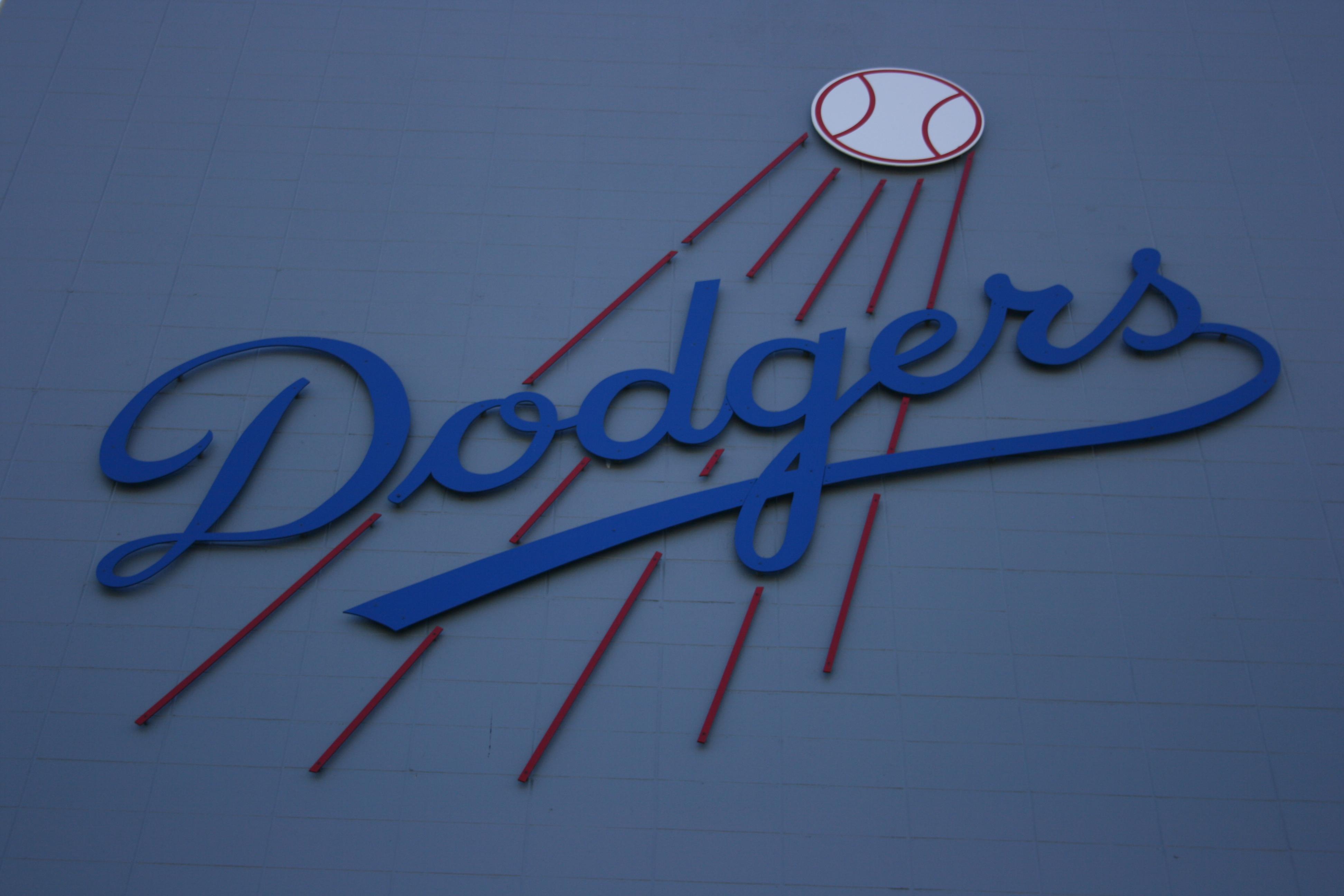 Dodgers logo 3888x2592