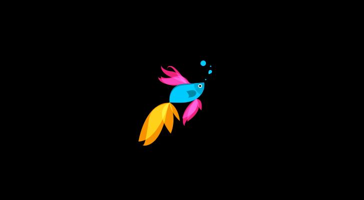 Download the Windows 81 Betta Fish HD Wallpaper   Softpedia 728x400