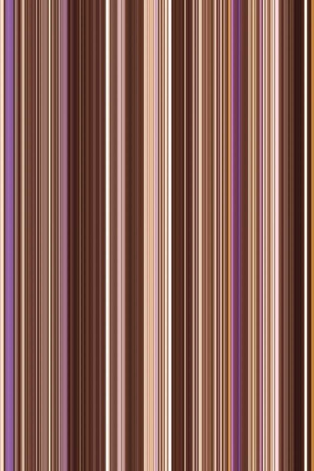 Brown Vertical Stripes iPhone HD Wallpaper iPhone HD Wallpaper 640x960