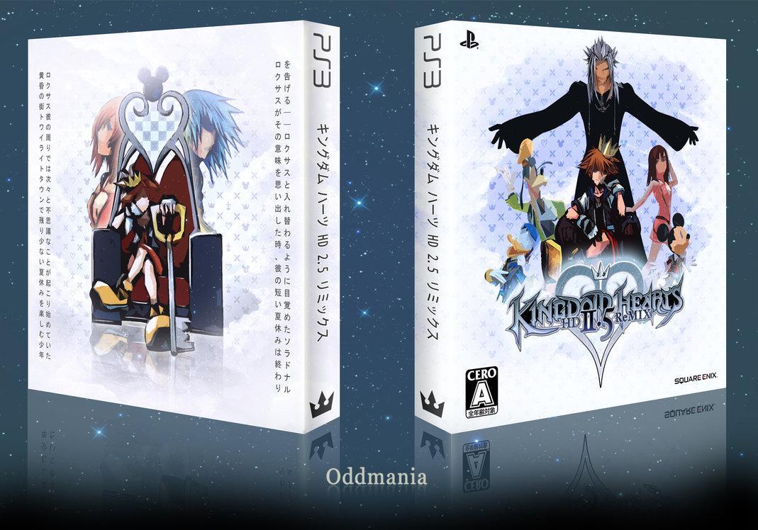 Kingdom Hearts 25 Wallpaper Kingdom hearts hd 25 remix 1069x748
