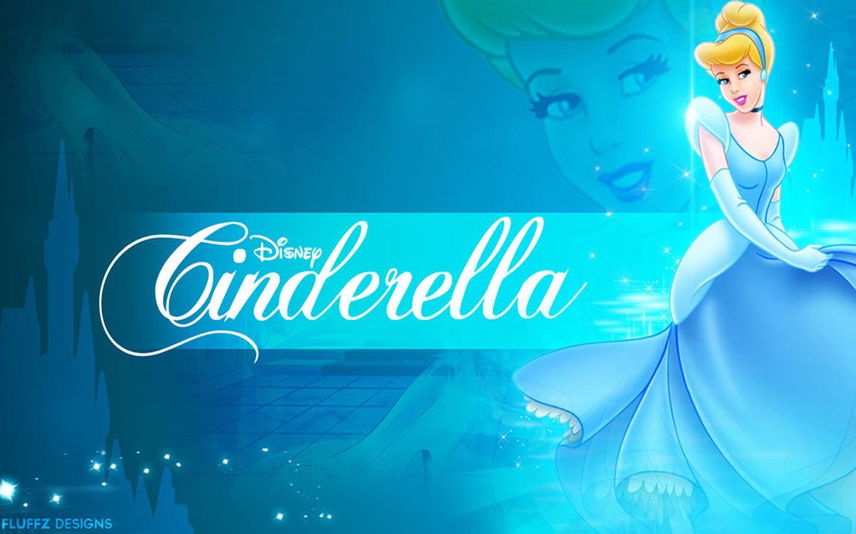 Cinderella Blue Disney Princess Wallpaper 33799193 1440x900