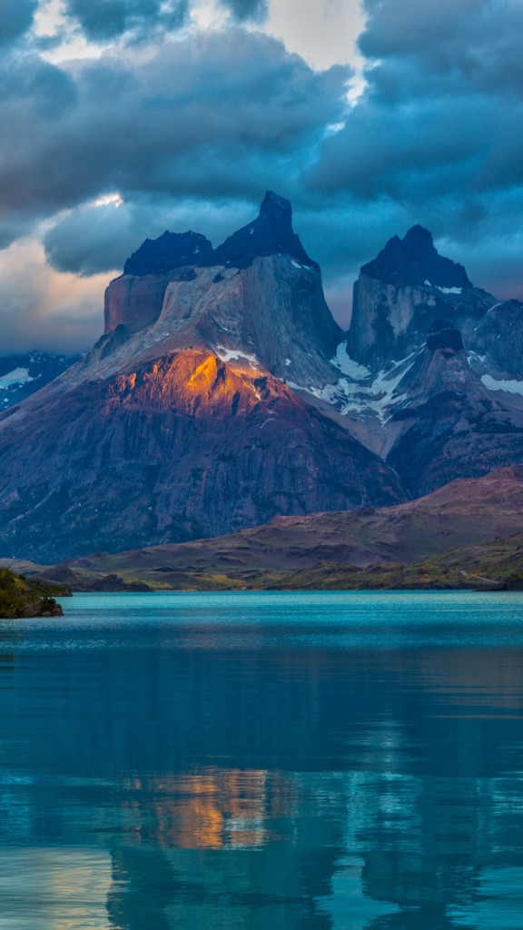 Wallpaper Wednesday 5 Beautiful Landscape Wallpapers for your iPhone 576x1024
