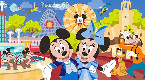 Celebrate Disneyland Resort Diamond Celebration Disney Parks Blog 500x277