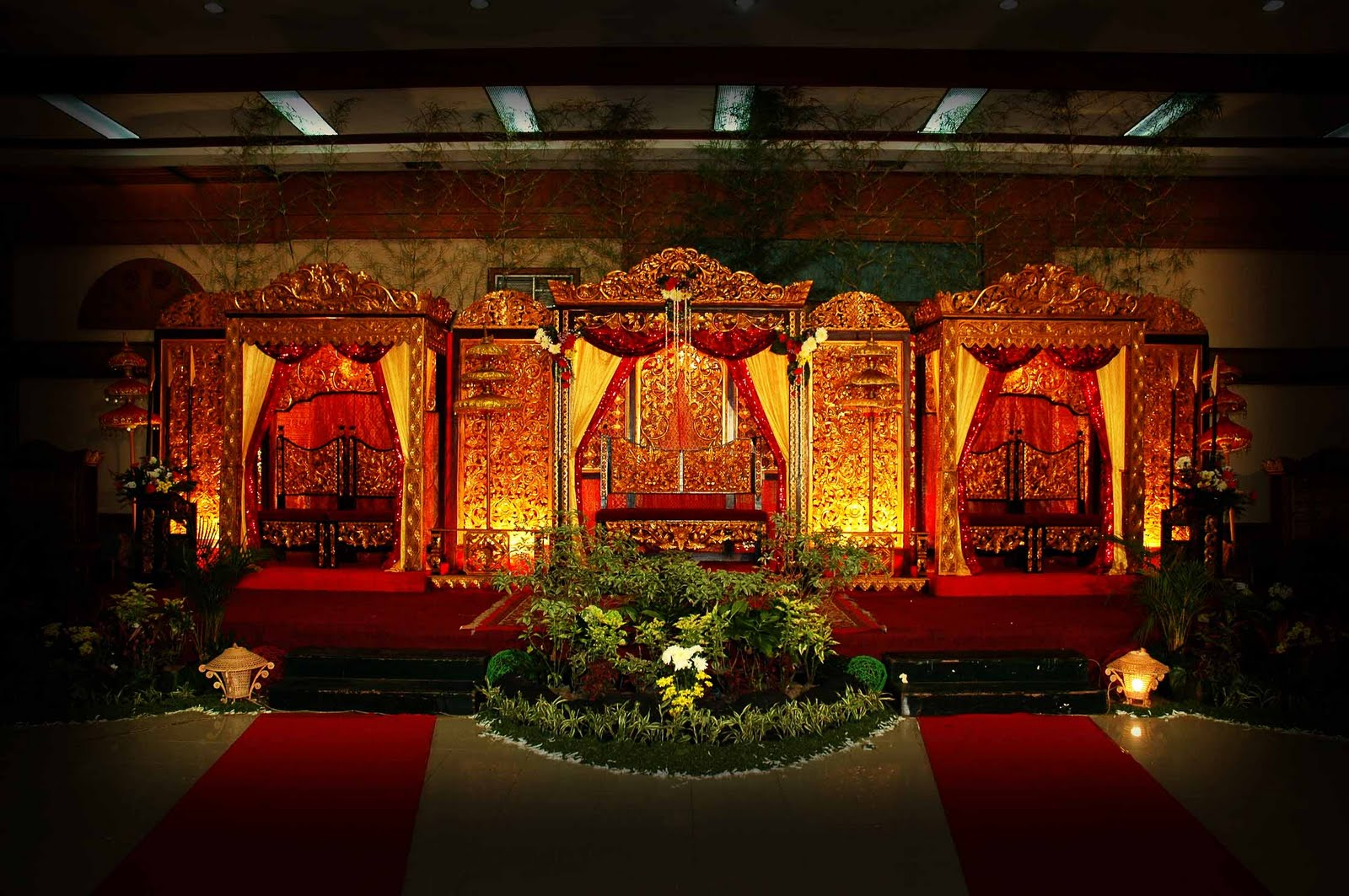 Wallpaper Backgrounds Indian Wedding stage decoration 1600x1063