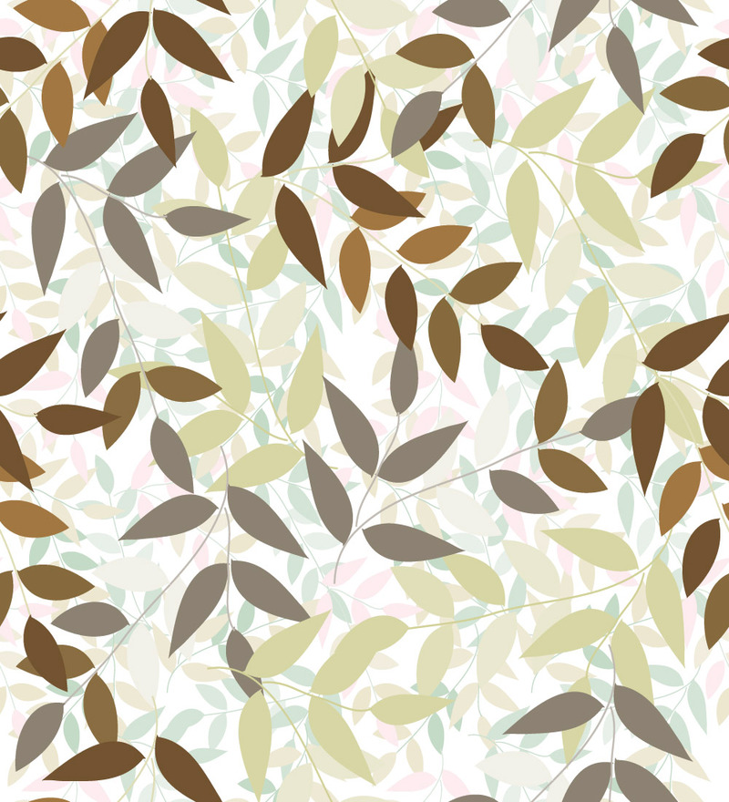 Print a Wallpaper Brown Leaves Wallpaper by Print A Wallpaper Online 800x880