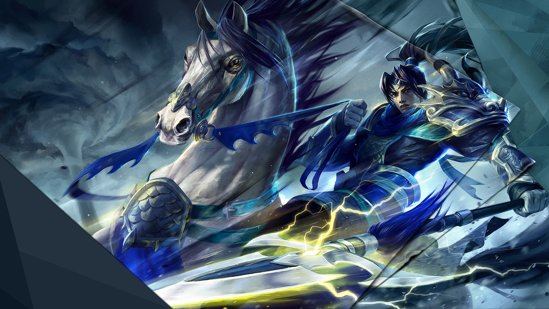 League Of Legends Animated Movie HD Wallpapers   All HD Wallpapers 1920x1080