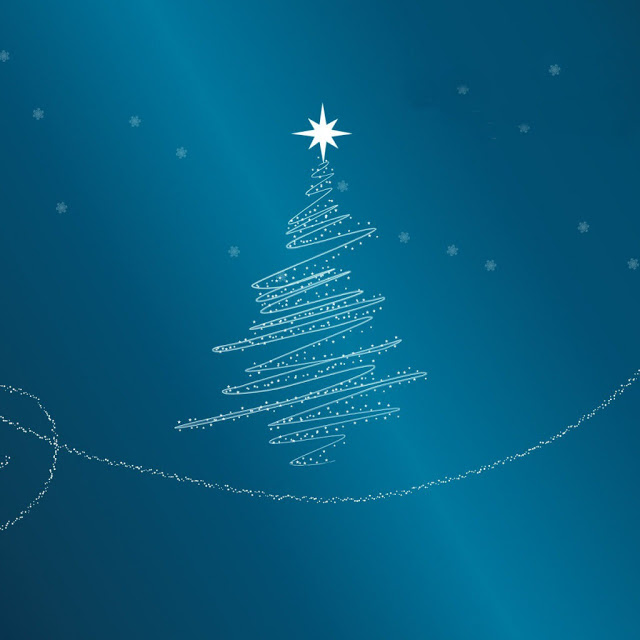 iPad Wallpapers Download Christmas Tree iPad mini Wallpapers 640x640
