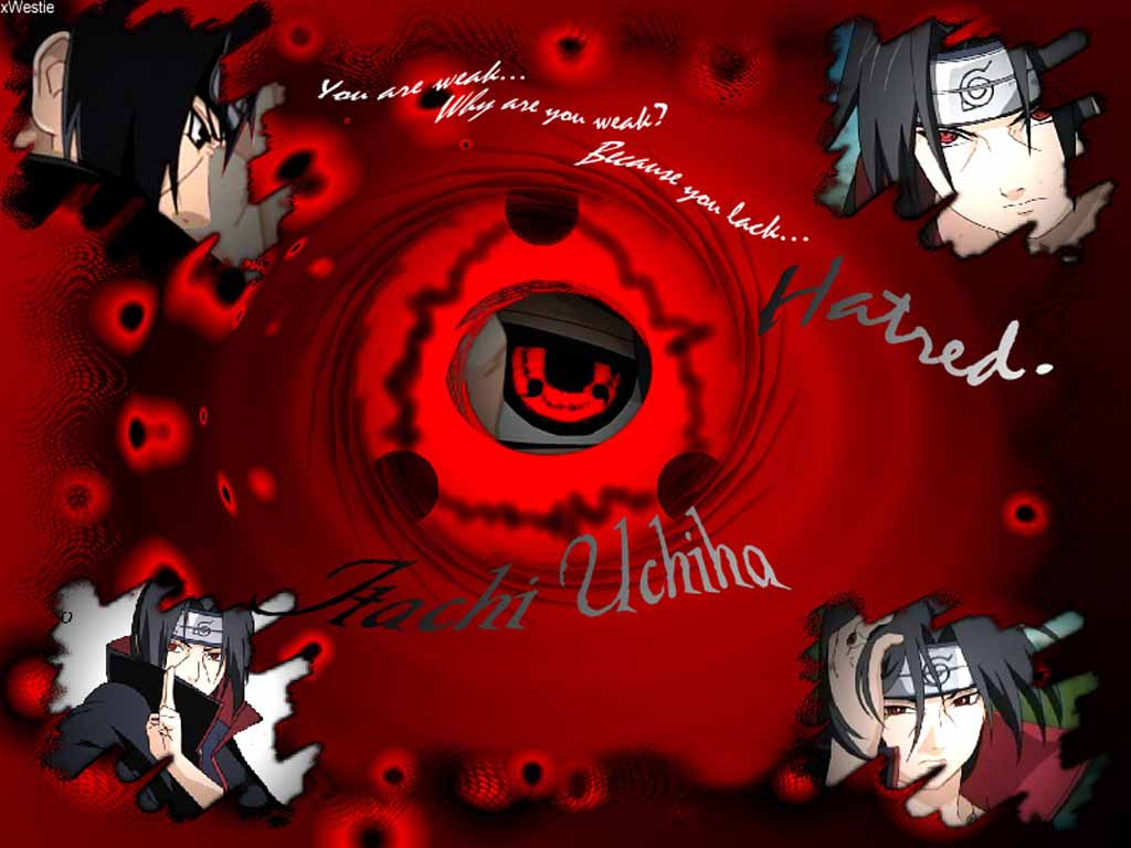 Itachi Uchiha Naruto Images Wallpaper 1024x768