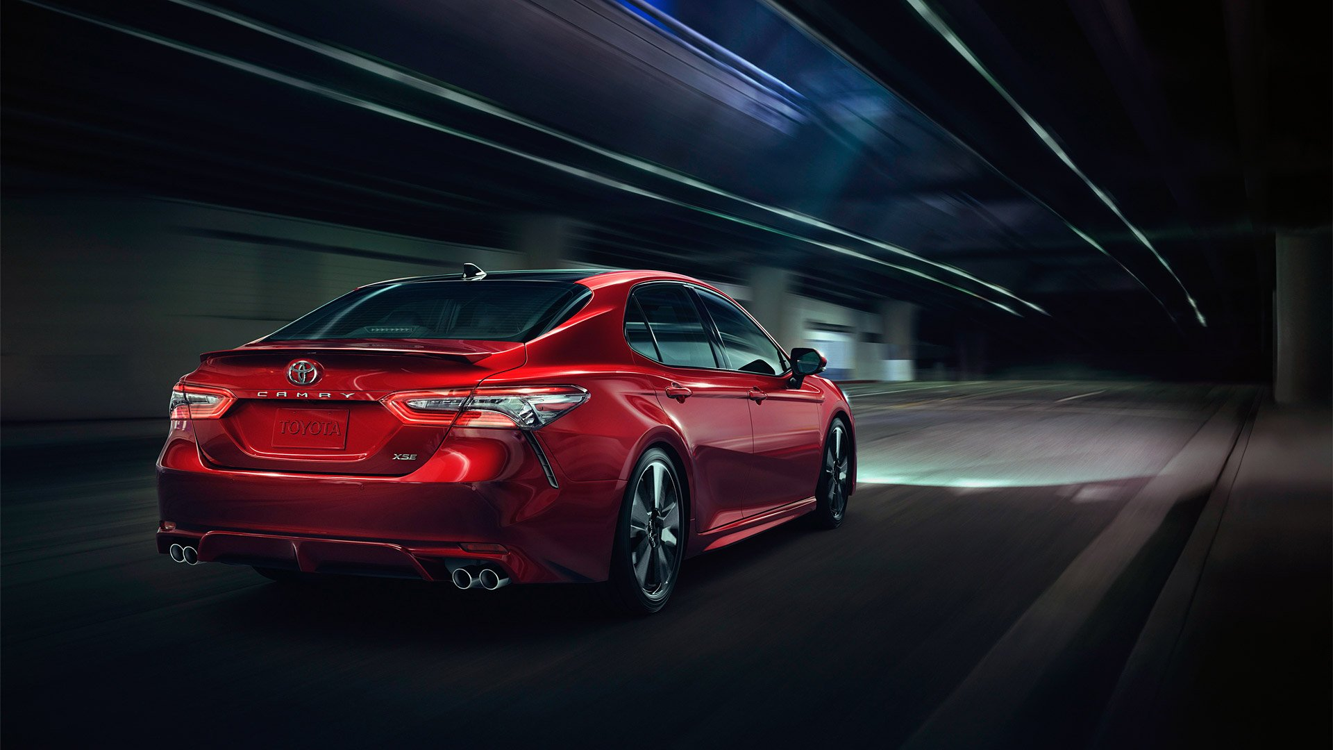 2018 Toyota Camry XSE Wallpapers HD Images   WSupercars 1920x1080